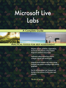 Microsoft Live Labs A Complete Guide