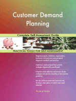 Customer Demand Planning Complete Self-Assessment Guide