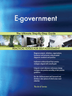 E-government The Ultimate Step-By-Step Guide