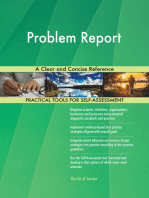 Problem Report A Clear and Concise Reference