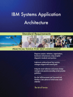 IBM Systems Application Architecture Standard Requirements