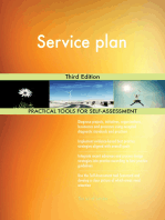 Service plan Third Edition