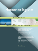 Information logistics A Complete Guide