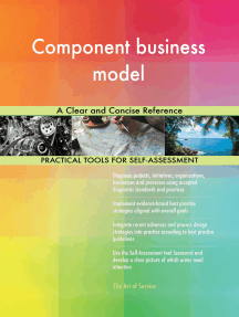 Component business model A Clear and Concise Reference