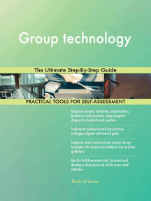 Group technology The Ultimate Step-By-Step Guide
