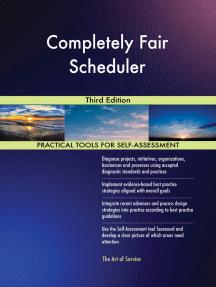 Completely Fair Scheduler Third Edition