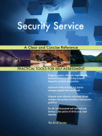 Security Service A Clear and Concise Reference