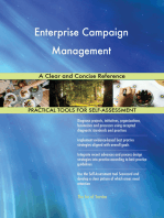 Enterprise Campaign Management A Clear and Concise Reference