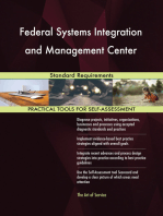 Federal Systems Integration and Management Center Standard Requirements