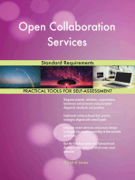 Open Collaboration Services Standard Requirements