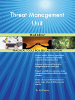 Threat Management Unit Third Edition