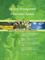 Security Management Information System A Complete Guide