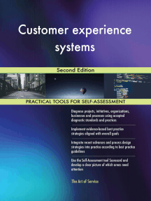 Customer experience systems Second Edition