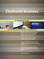 Electronic business A Complete Guide
