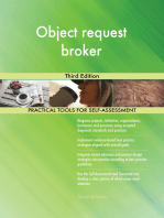 Object request broker Third Edition