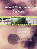 Record Management Services Standard Requirements
