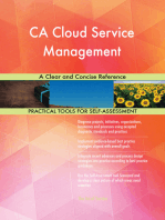 CA Cloud Service Management A Clear and Concise Reference