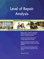 Level of Repair Analysis Standard Requirements