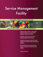 Service Management Facility Complete Self-Assessment Guide