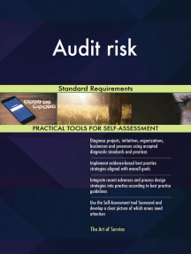 Audit risk Standard Requirements