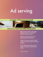 Ad serving Complete Self-Assessment Guide