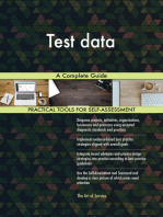 Test data A Complete Guide