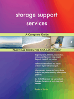 storage support services A Complete Guide
