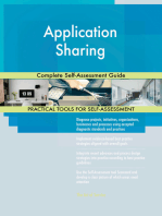 Application Sharing Complete Self-Assessment Guide