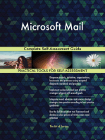 Microsoft Mail Complete Self-Assessment Guide