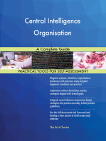 Central Intelligence Organisation A Complete Guide