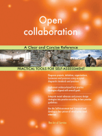 Open collaboration A Clear and Concise Reference