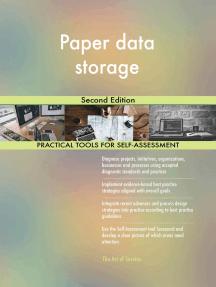 Paper data storage Second Edition