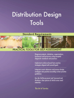 Distribution Design Tools Standard Requirements