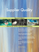 Supplier Quality Second Edition