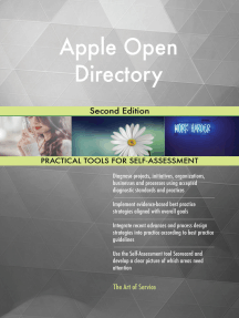 Apple Open Directory Second Edition