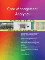 Care Management Analytics The Ultimate Step-By-Step Guide
