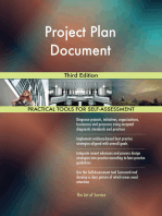 Project Plan Document Third Edition