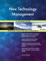 New Technology Management A Complete Guide