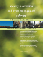 security information and event management software A Clear and Concise Reference