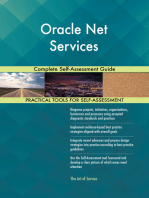 Oracle Net Services Complete Self-Assessment Guide
