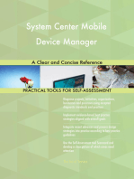 System Center Mobile Device Manager A Clear and Concise Reference