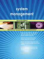 system management Second Edition