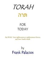 Torah for Today