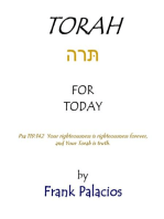 Torah for Today