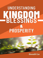 Understanding Kingdom Blessings and Prosperity