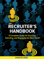 The Recruiter's Handbook