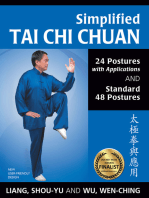 Simplified Tai Chi Chuan: 24 Postures with Applications and Standard 48 Postures