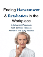 Ending Harassment and Retaliation in the Workplace Using Science