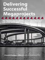 Delivering Successful Megaprojects