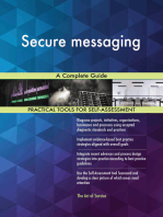 Secure messaging A Complete Guide